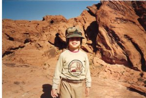 so thankful for the way I was raised...where scampering about all of the amazing, beautiful places in the West. (pictured: Valley of Fire, Nevada)